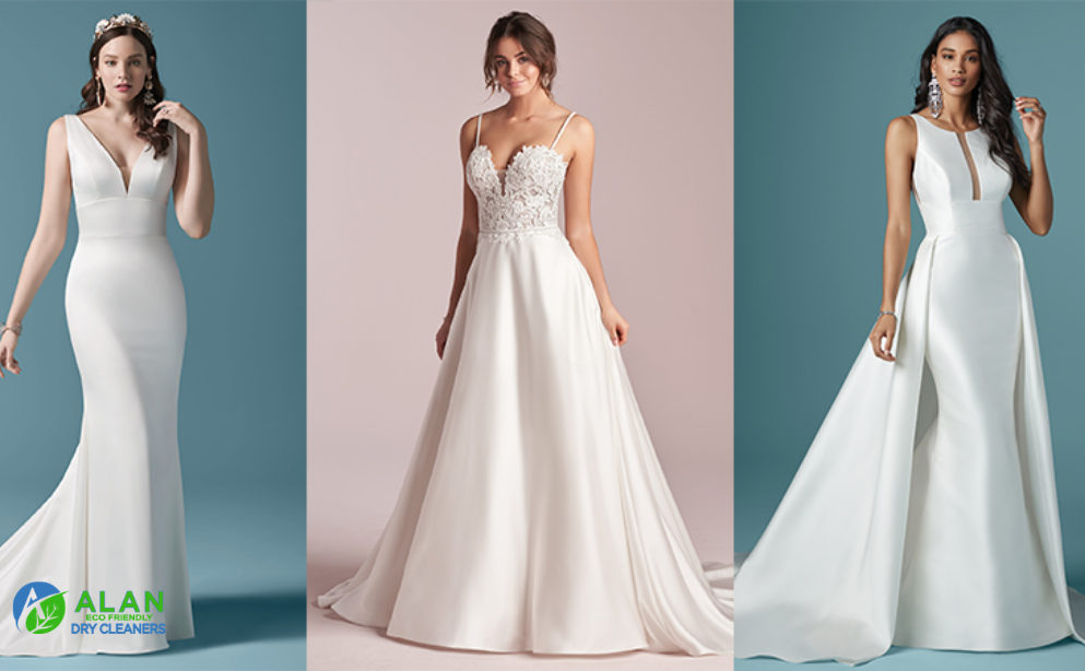 Why Wedding Gown Dry Cleaning is So Important