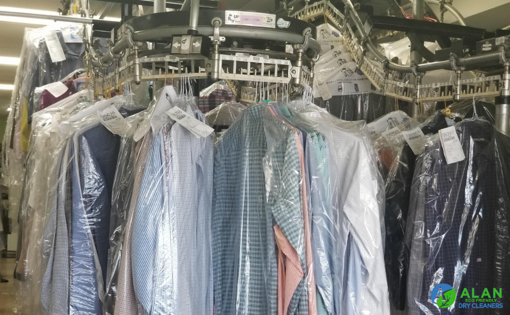 professional dry cleaning and laundry services company